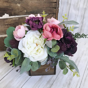 Georgia Beauty Centerpiece