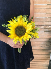 Load image into Gallery viewer, Gold Country Bridesmaids Bouquet