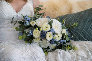 Big Sky Montana Bridal Bouquet