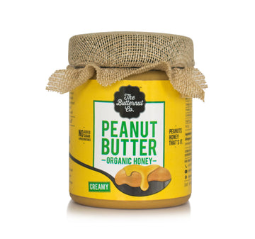 Organic Honey Peanut Butter
