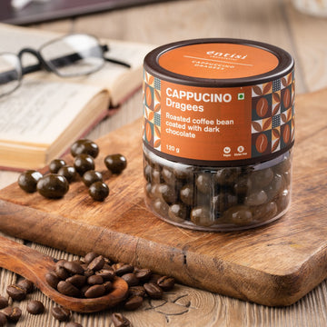 entisi-chocolatier-chocolate-coated-coffee-bean-cappucino-dragees-jar