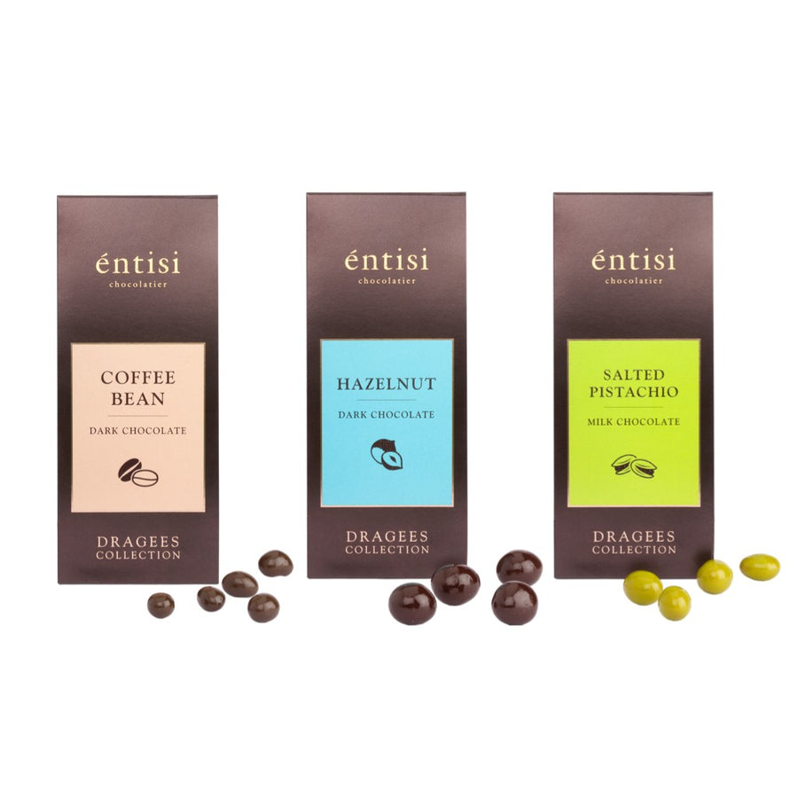 entisi-chocolatier-pack-of-3-dragees-salted-pistachio-coffee-beans-hazelnut-coated-nuts