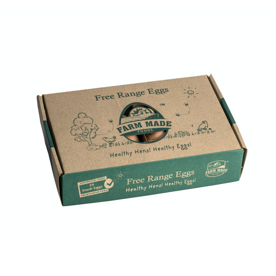 Free Range Eggs Subscription