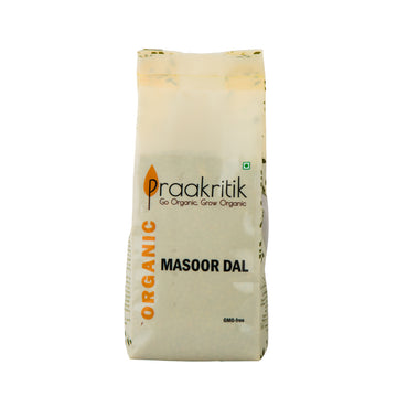 Whole Masoor Dal (Organic)