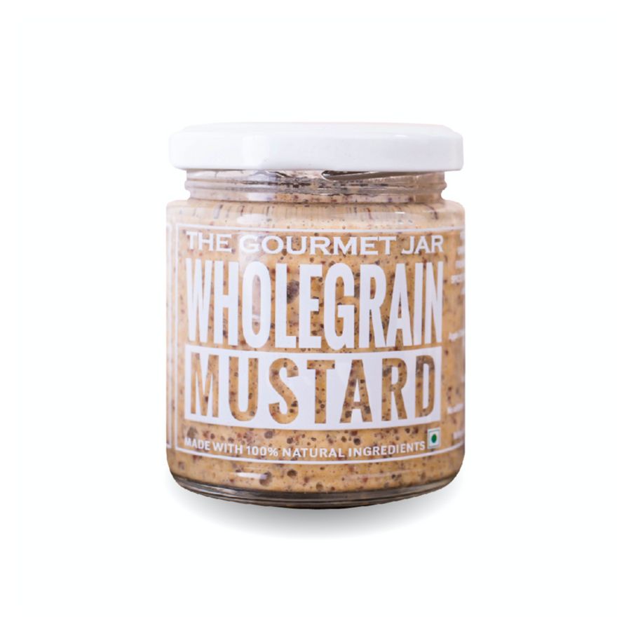 the-gourmet-jar-wholegrain-mustard-spread-organic