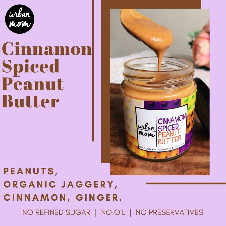 urban-mom-cinnamon-spiced-organic-peanut-butter-with-jaggery