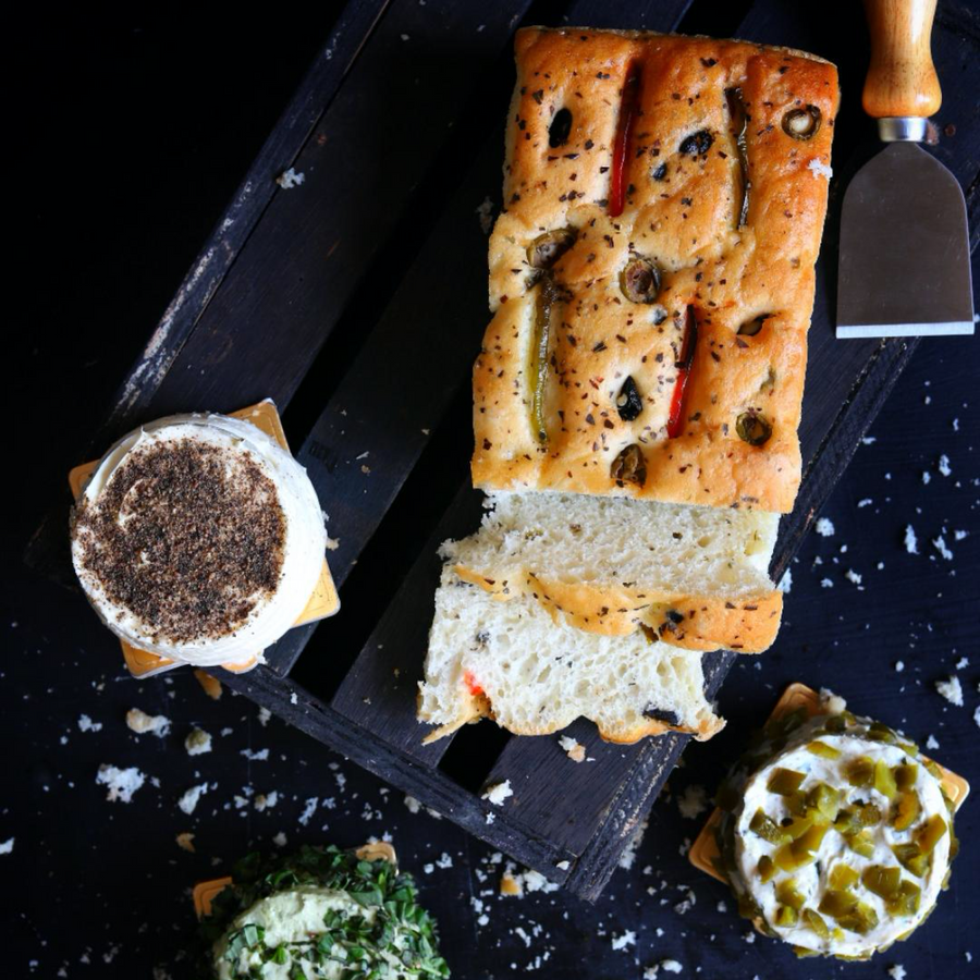 Focaccia Loaf Subscription (Vegan & Gluten-Free)