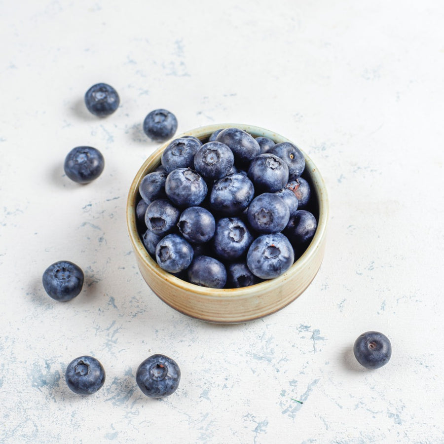 Blueberries (Imported, Box of 125 gm)