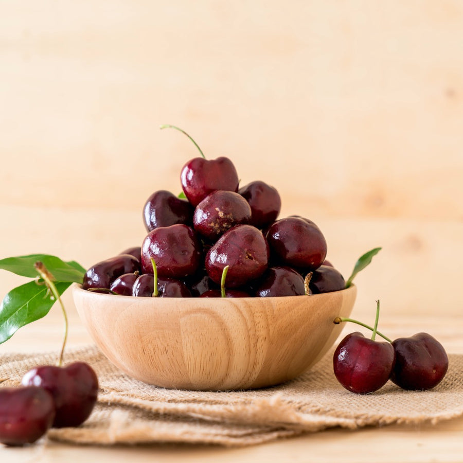 Argentina Red Cherries (Imported, Box of 250 g)