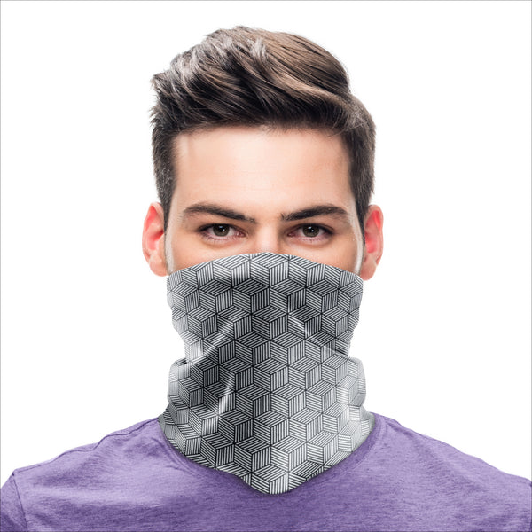 Bandana Mask - Geometric