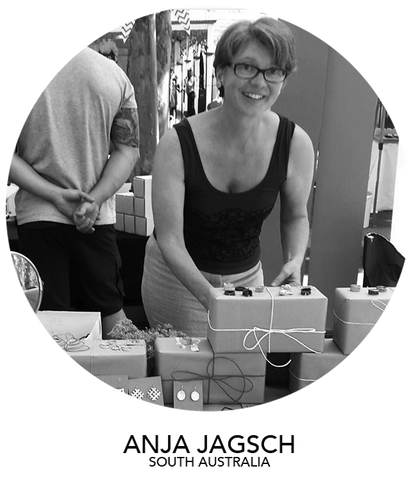Anja Jagsch Designer Profile for Sarah Rothe Contemporary Jewellery