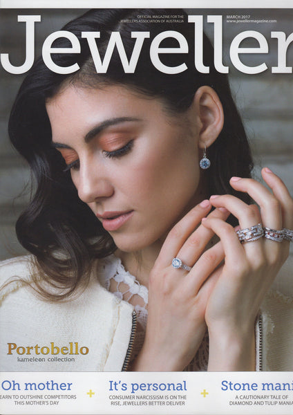 Jeweller Magazine Australia March Sarah Rothe