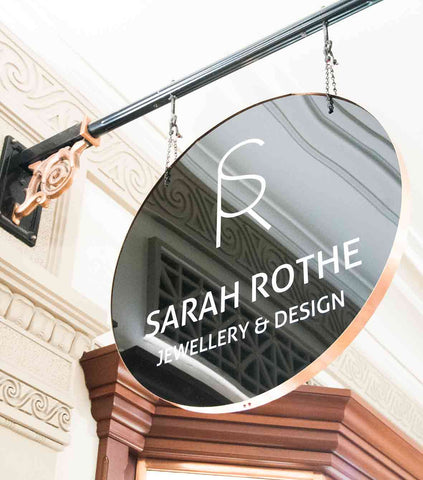 Sarah Rothe Contemporary Adelaide Jewellery