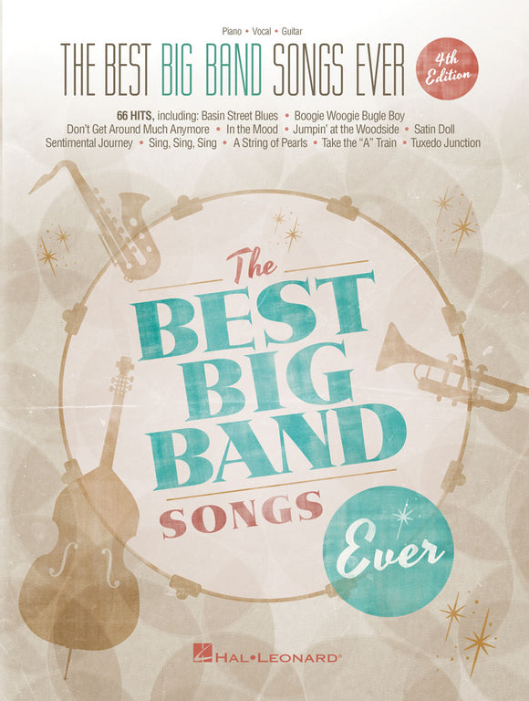 The Best Big Band Songs Ever  PVG