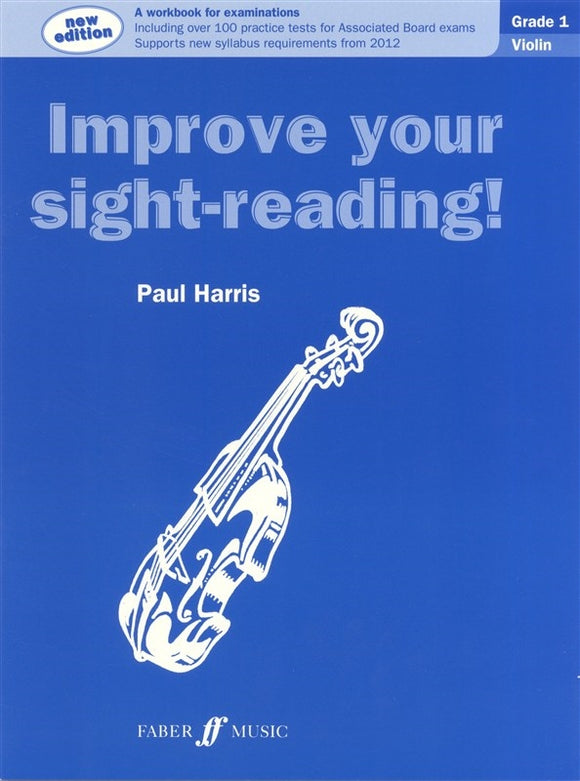 Improve Your Sight Reading Violin Grade 1