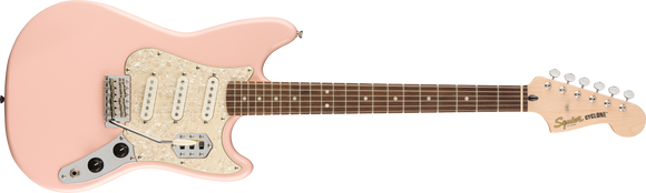 Squier Paranormal Cyclone Guitar | Shell Pink