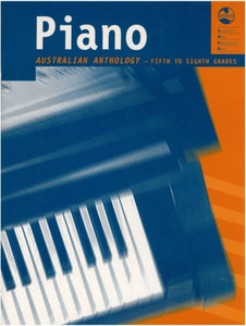 AMEB Australian Piano Anthology Grade 5-8