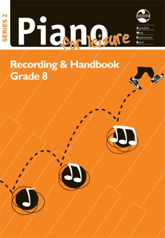 AMEB Piano For Leisure Recording & Handbook, Series 2, Grade 8