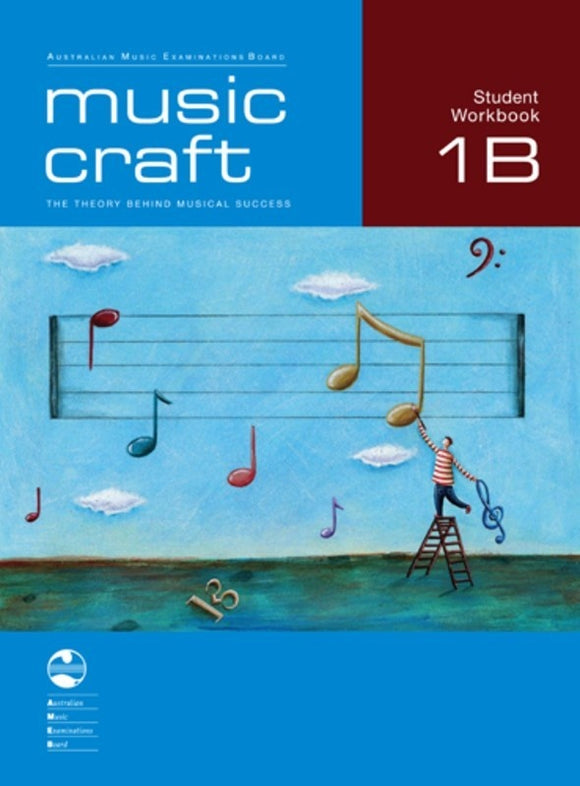 AMEB Music Craft Student Workbook Gr 1 Bk B Bk-CD
