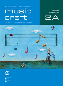 AMEB Music Craft Student Workbook Gr 2 Bk A Bk-CD