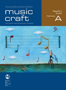 AMEB Music Craft Teachers Guide Prelim Gr A