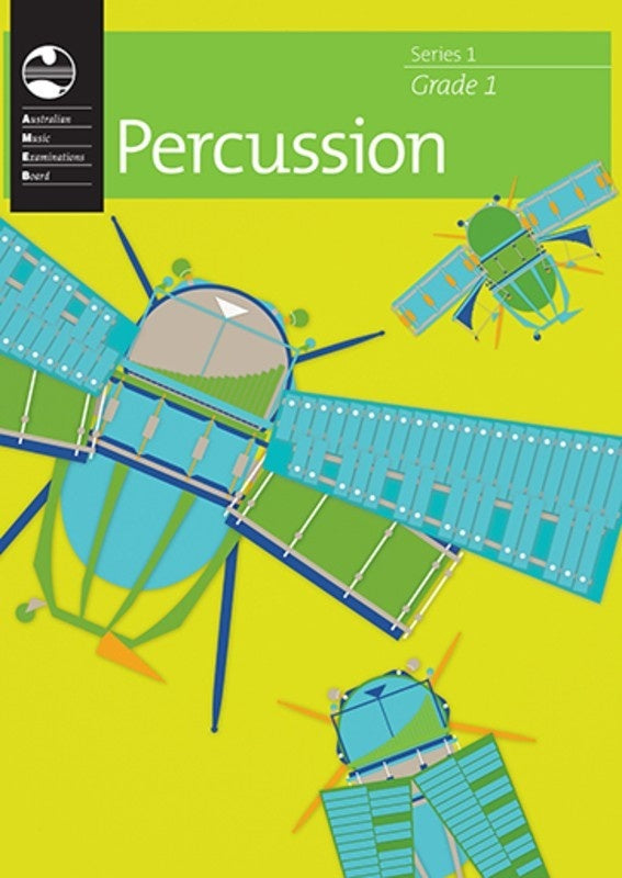 AMEB Percussion Grade 1 Series 1