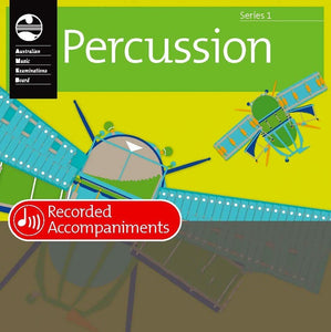 AMEB Percussion Grade 2 Series 1 Accomp CD