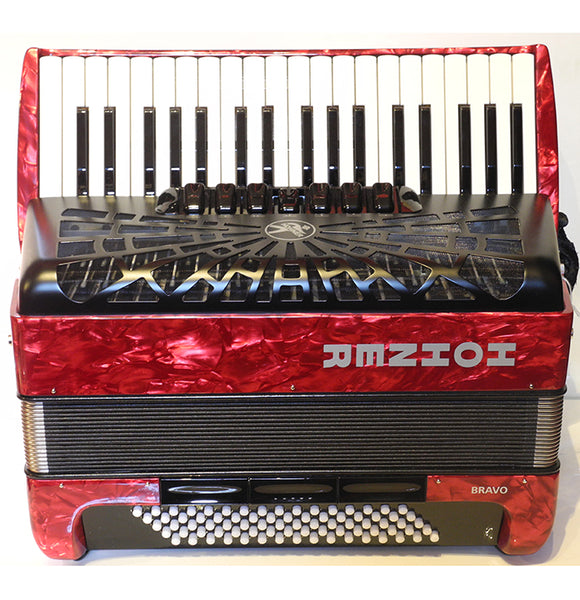 Hohner 80 Bass Accordion