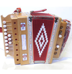Dino Baffetti Art 25 Button Accordion