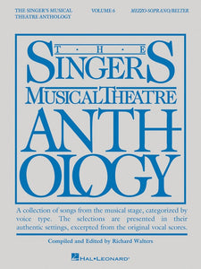 The Singer's Musical Theatre Anthology Vol.6 - Mezzo Soprano