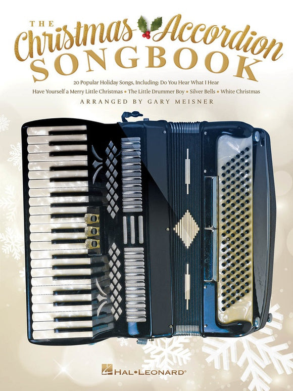 The Christmas Accordion Songbook