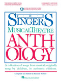 The Singer's Musical Theatre Anthology, Children's Edition