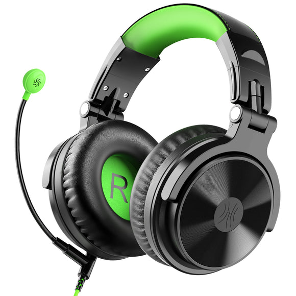 OneOdio Pro G Gaming Stereo Headset | Wired Headphones with Mic