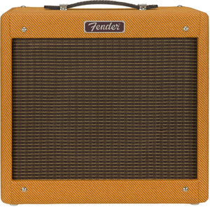 Fender Pro Junior IV Guitar Amplifier, Lacquered Tweed