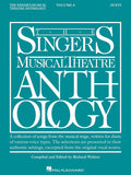 The Singer's Musical Theatre Anthology Vol.4 - Duets