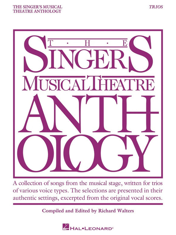 The Singer's Musical Theatre Anthology, Trios
