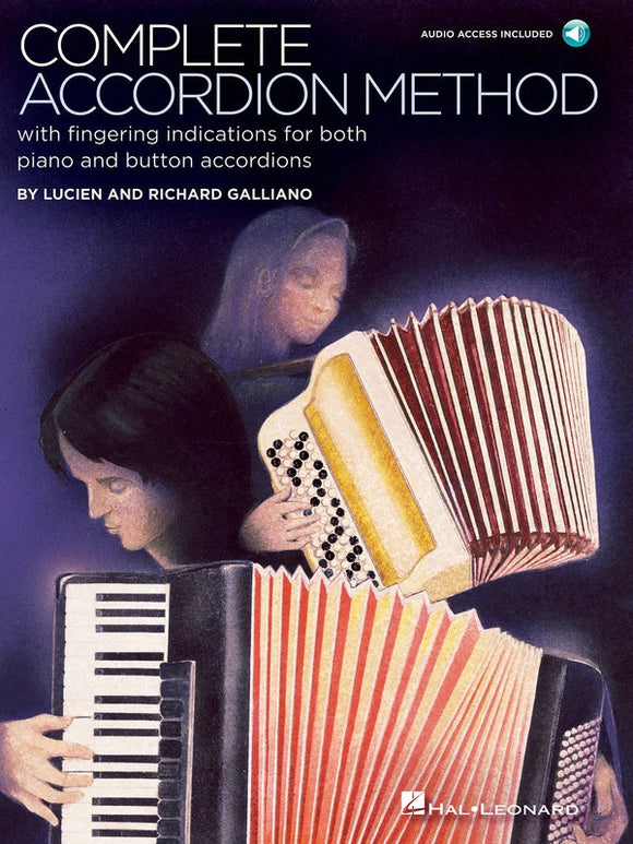 Complete Accordion Method