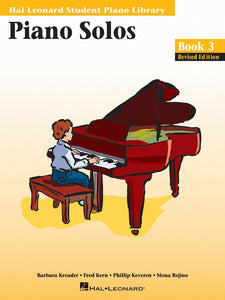 Piano Solos - Book 3 - without Audio Access