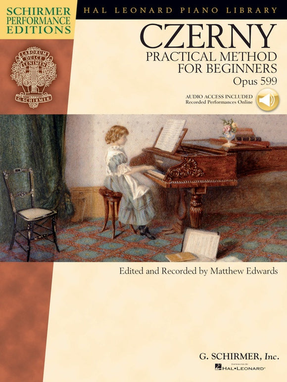 Czerny: Practical Method for Beginners, Op. 599