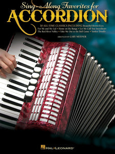 Sing-Along Favorites for Accordion