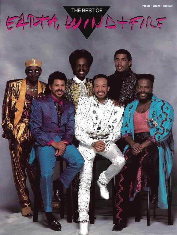 The Best of Earth, Wind & Fire   PVG