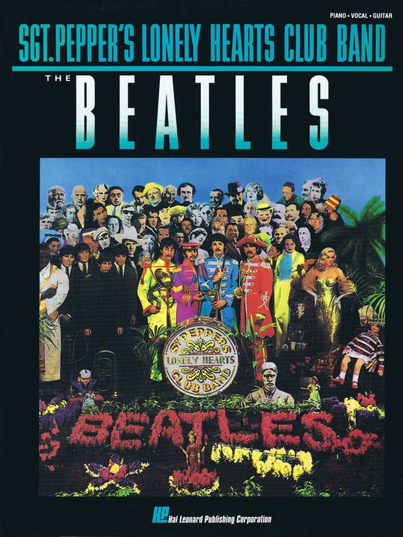 The Beatles - Sgt. Pepper's Lonely Hearts Club Band  PVG