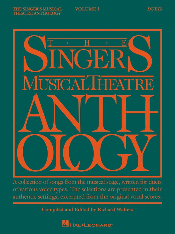 The Singer's Musical Theatre Anthology Vol.1 - Duets