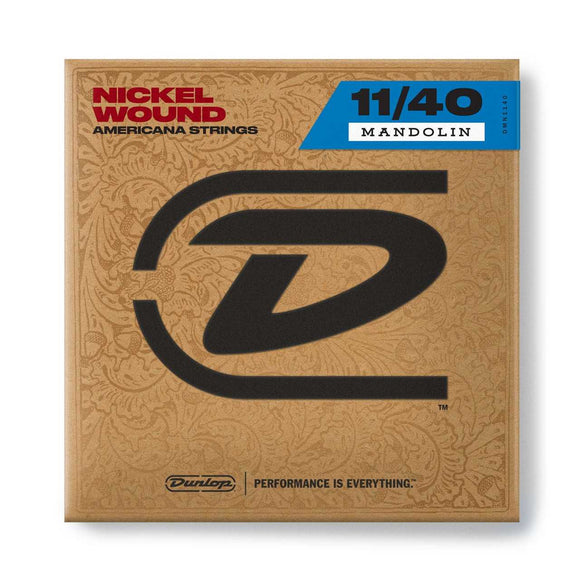 Dunlop Nickel Wound Mandolin Strings