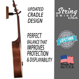 String Swing Ukulele or Mandolin Hanger