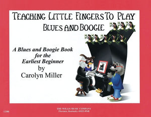 Teaching Little Fingers to Play Blues and Boogie