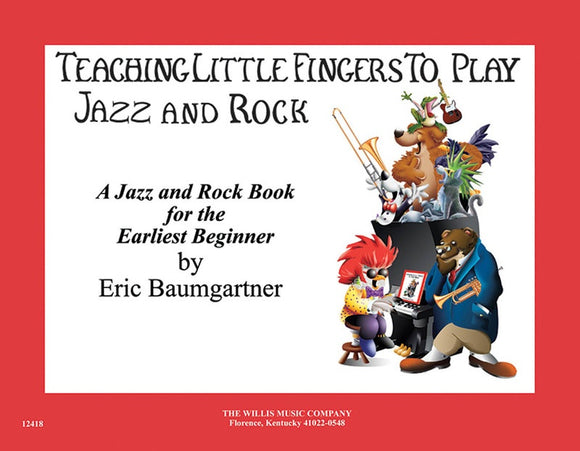 Teaching Little Fingers to Play Jazz and Rock