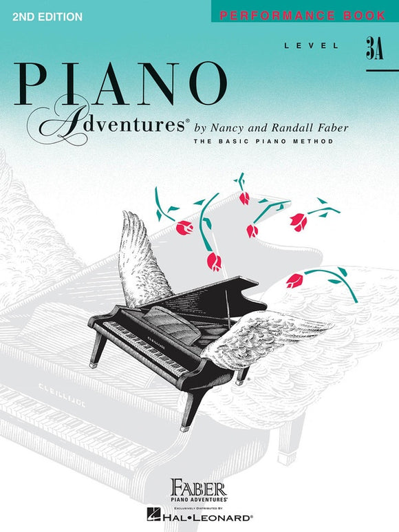 Piano Adventures Level 3A - Performance Book