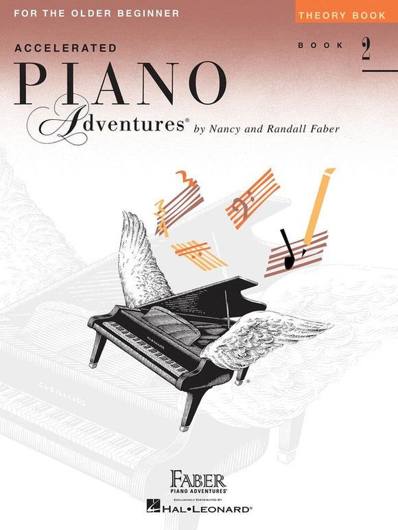 Accelerated Piano Adventures - Theory Book 2