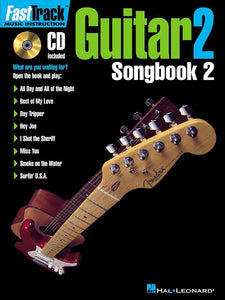 FastTrack Guitar Songbook 2 - Level 2